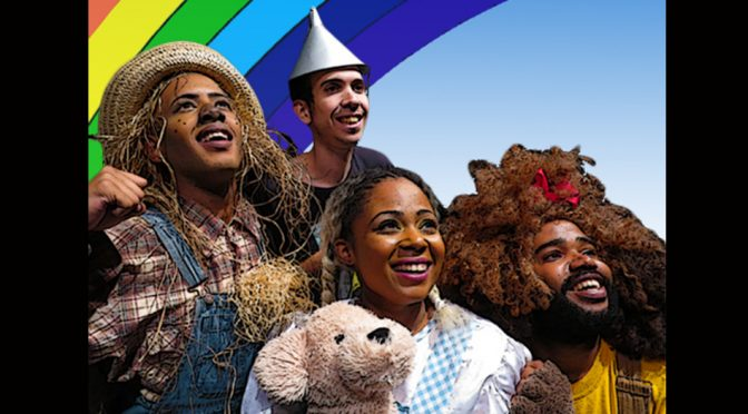 THE WIZARD OF OZ at Harlem Rep
