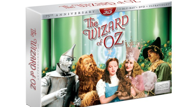 Off to see 'The Wizard of Oz' in 3-D and on IMAX