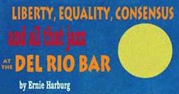 The Del Rio Bar in Ann Arbor