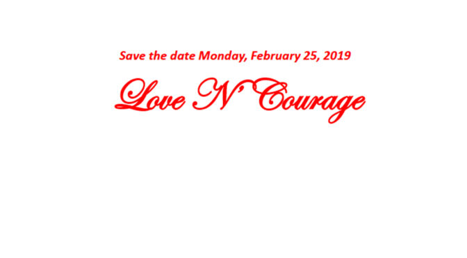 LOVE 'N' COURAGE 2019