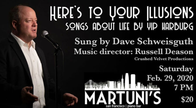 DAVE SCHWEISGUTH SINGS YIP